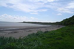 Sandhead Beach Near Portpatrick