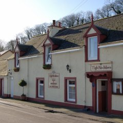 The Tigh Na Mara Hotel in Sandhead